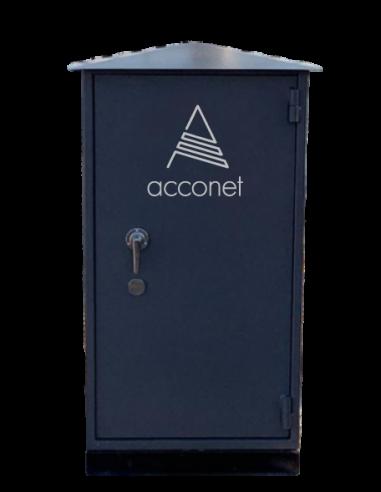 "Acconet IP 55 19"" 25U vented outdoor..."