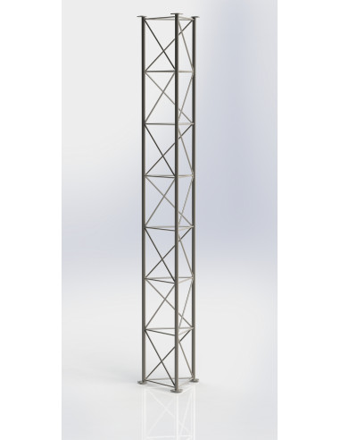 Lattice Mast 3m Section (Revised)....