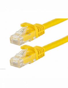 acconet-cat6-utp-flylead-2-meter-straight-stranded-cable-moulded-boots-and-plugs-yellow