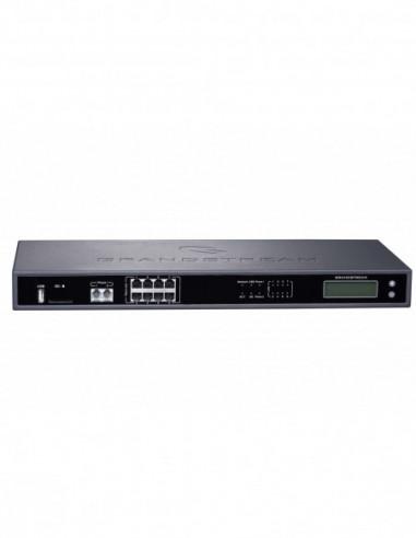 Grandstream VoIP PBX - 2x FXS, 8x FXO