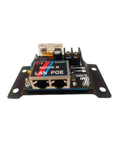 Micro Intruments Passive Gigabit PoE.