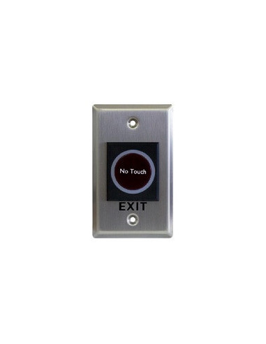 Access Control Exit Button No Touch