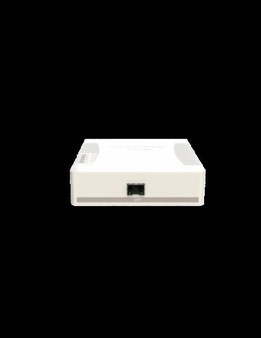 MikroTik RB260GSP - Desktop PoE...
