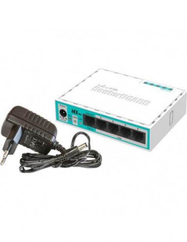 MikroTik hEX Lite - Desktop Router...