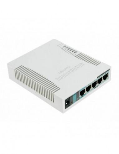MikroTik RB951G-2HnD - 2.4GHz desktop AP