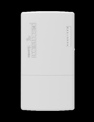 MikroTik PowerBox Pro - Outdoor PoE...