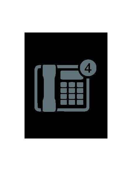SIP Phones - 4 Line