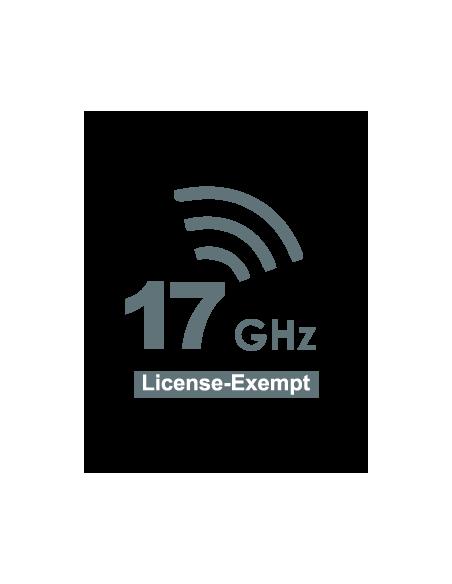 17GHz License-Exempt