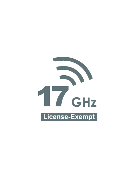 17GHz License-Exempt