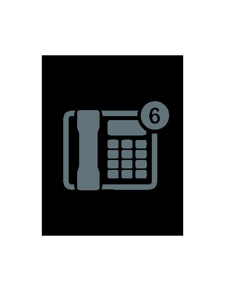 SIP Phones - 6+ Line