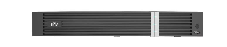 UNV - H.265 - 16 Channel Hybrid NVR with 2 Hard Drive Slots - EASY Series