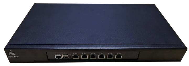 Acconet i3 Server - Compatible with Splynx and Bequant